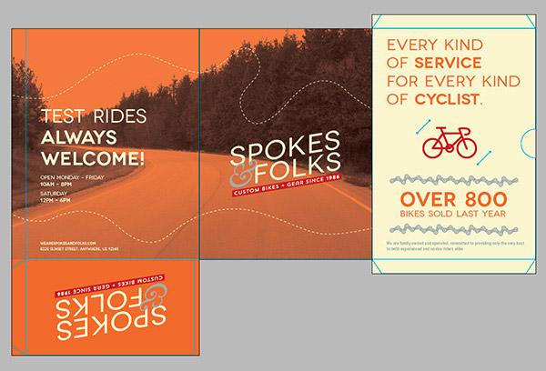 Design a Custom, Print Ready Pocket Folder in Adobe InDesign