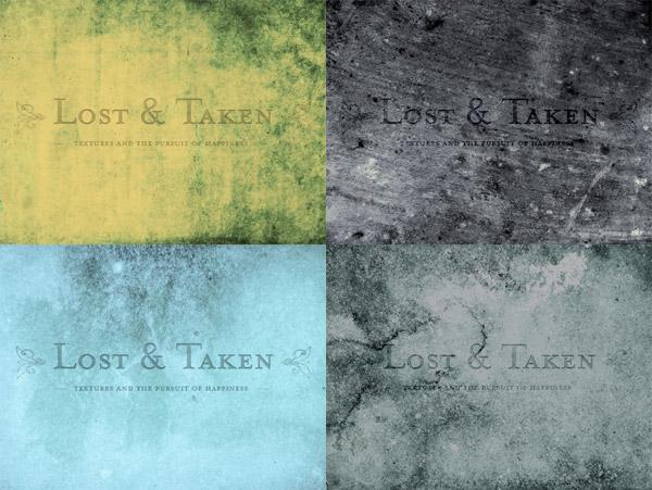 Layered Grunge Texture Pack