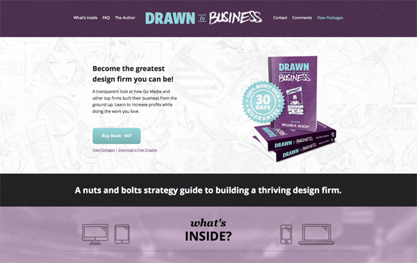 Drawn to Business