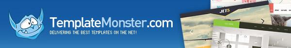 Template Monster Giveaway for Premium Members