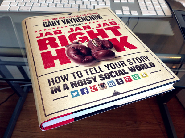 Jab Jab Jab Right Hook book