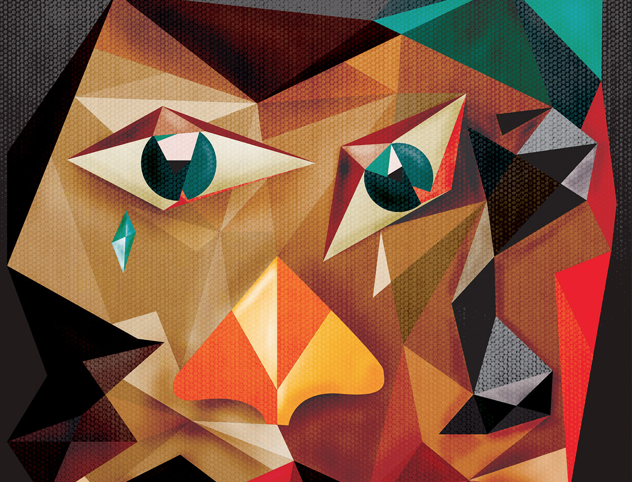30 modern examples of the cubism style in digital art