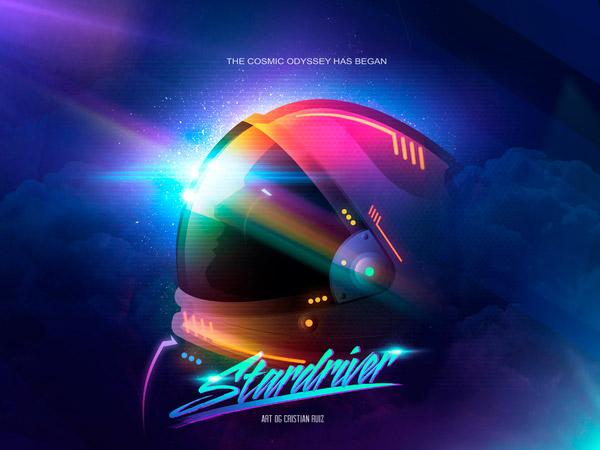 Stardriver by Cristian M. Ruiz Parra