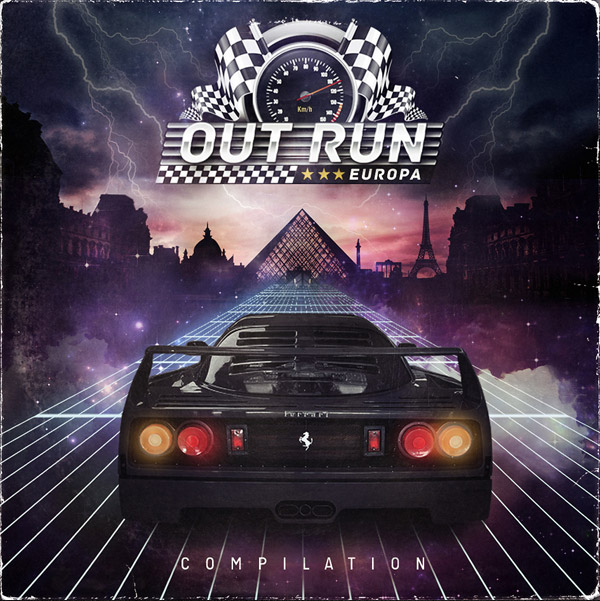 Outrun Europa by Vestron Corporation