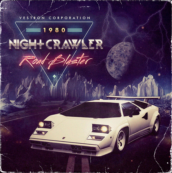Nightcrawler by Vestron Corporation