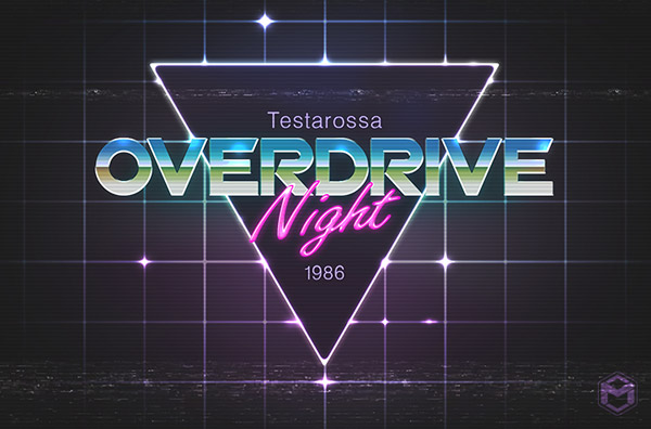 Testarossa Overdrive by Mikedgrafico
