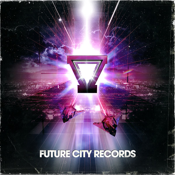 Future City Records by Charlie V.
