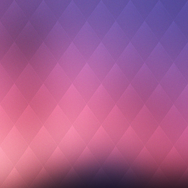 Vibrant blurry pattern design