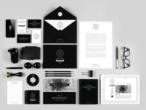 50 Inspirational Branding & Identity Projects