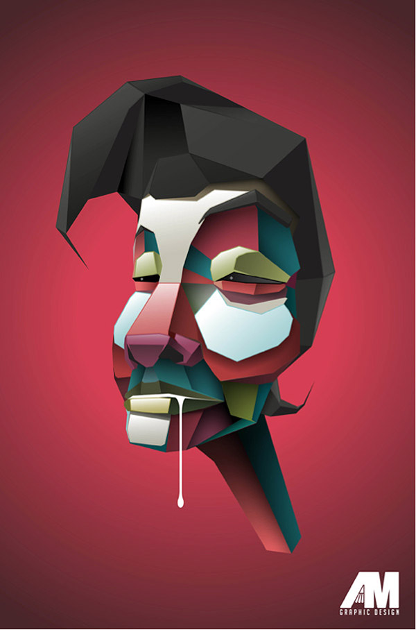 Fake Cubism by Aggelos Matzarakis