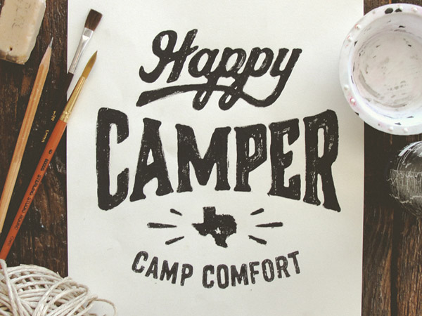 Happy Camper by Joe Horacek