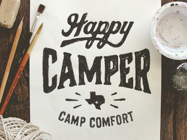 Happy Camper by Joe Horacek