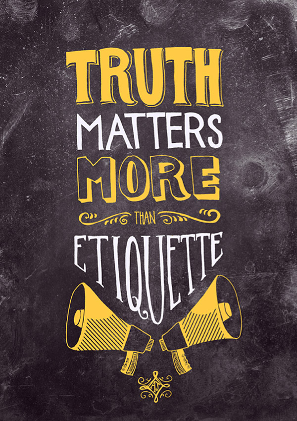 Truth Matters by Joyce Pfeifer