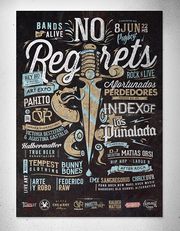 No Regrets by OVR & Pahito