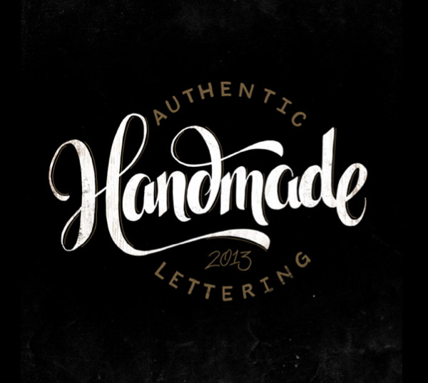 Handlettering Workbook by Jason Vandenberg