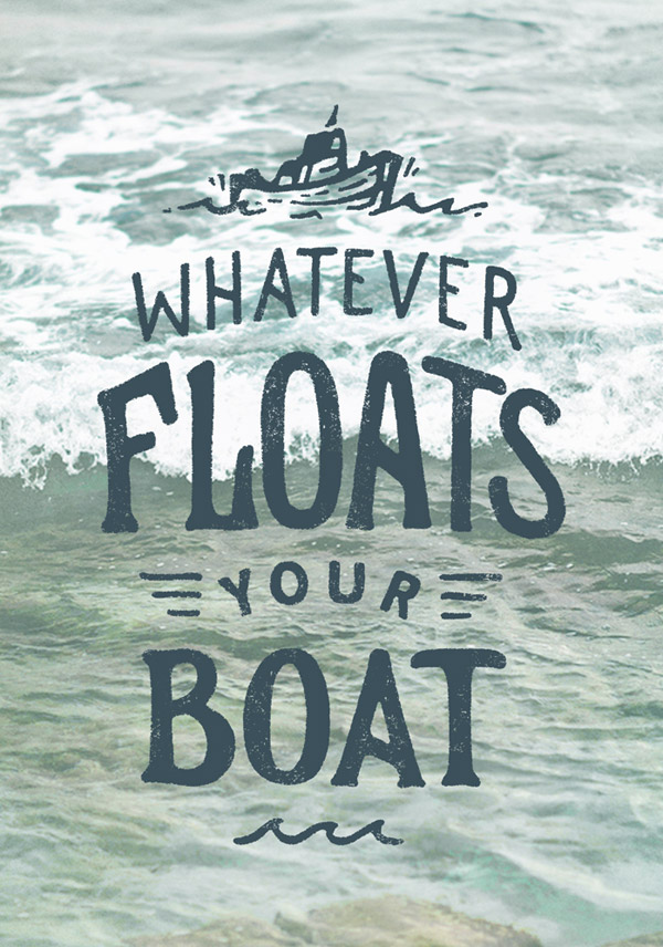 Whatever Floats Your Boat by Joe Horacek