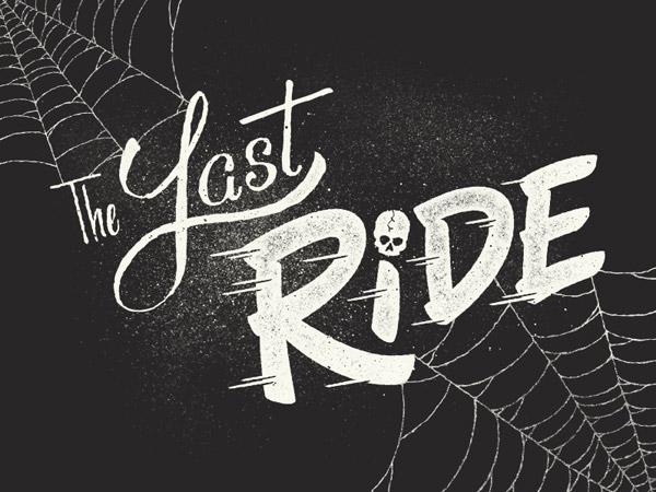 The Last Ride by Philip Eggleston