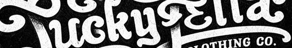 20 Beautiful Custom Lettering Typography Designs