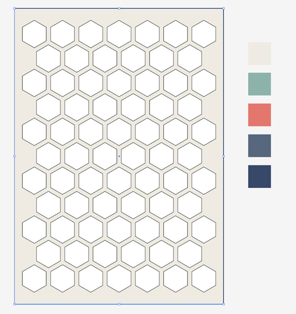How To Create an Abstract Geometric Poster Design