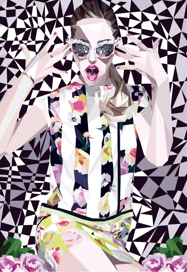 Italian Cubism by Catarina Velosa