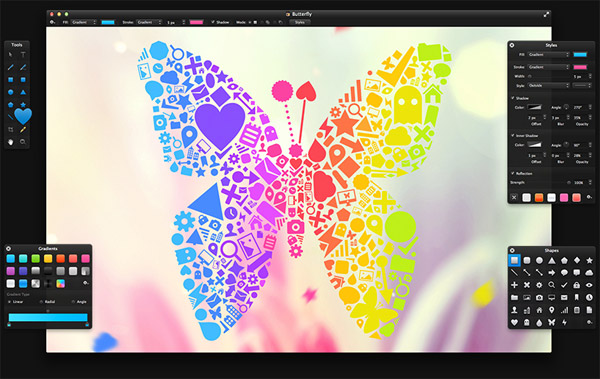 7 adobe illustrator alternatives for the casual designer for Online drawing editor