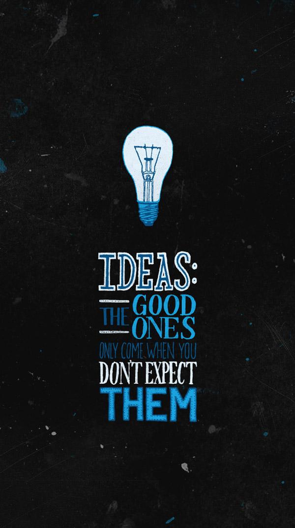 Ideas by seanwes