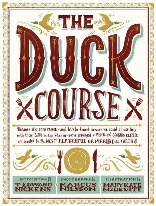 The Duck Course by Mary Kate McDevitt