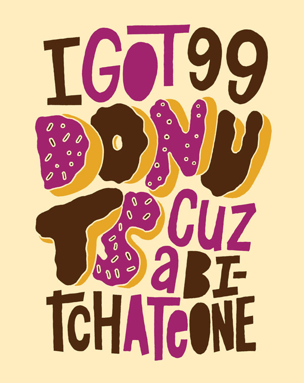 99 Donuts by Jay Roeder