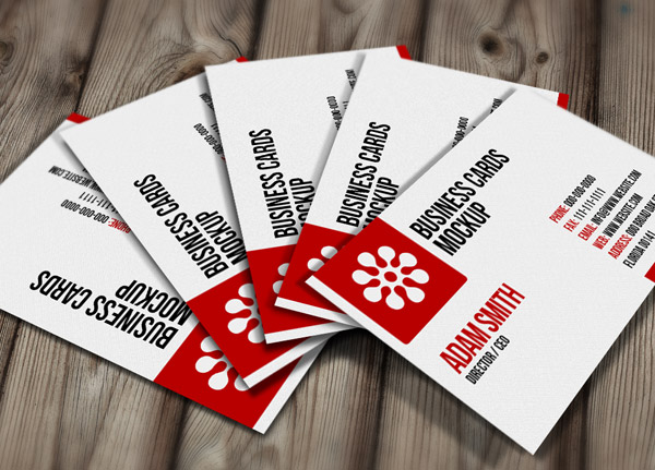 25 free psd templates to mockup your print designs free psd business cards mockup reheart Gallery
