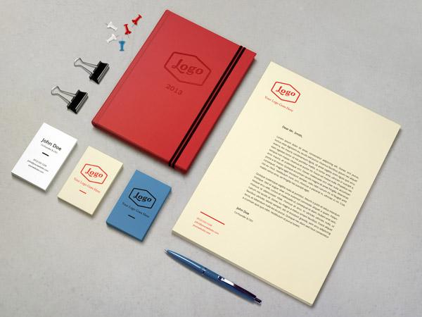 Identity / Branding Mockup Vol 3