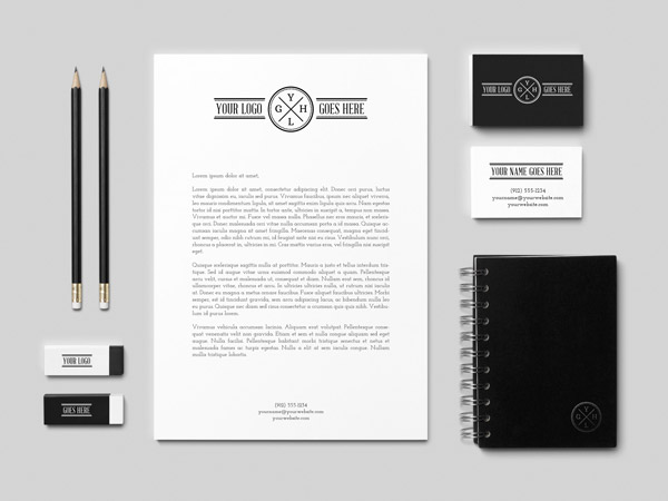 Branding / Identity Mockup Vol 2