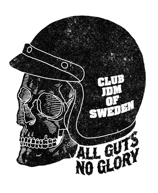 All Guts No Glory by Anton Abo