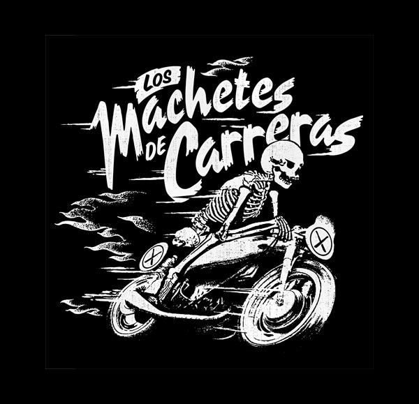 The Racing Machetes by Brandon Rike