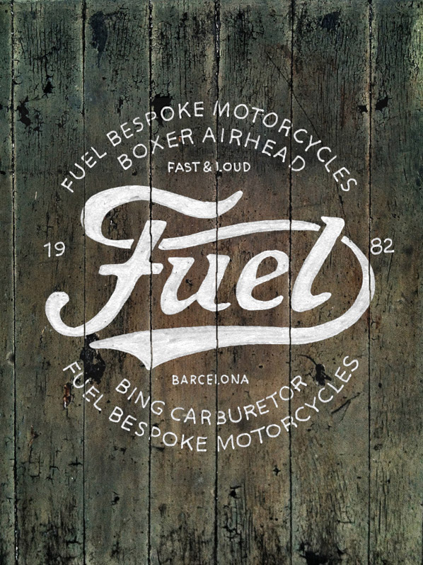 Fuel Motorcycles by BMD Design