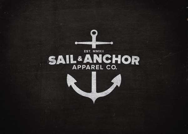 Sail & Anchor Apparel Co. by Andrew Clark