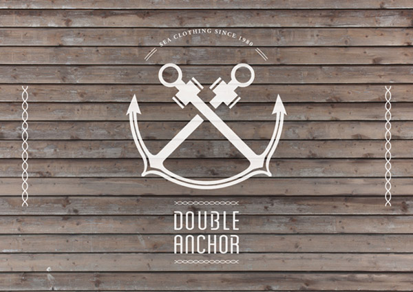 Double Anchor by Domenico Liberti