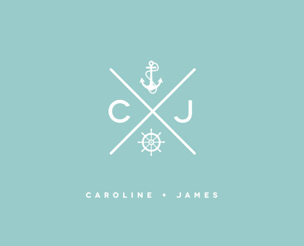 Nautical Wedding by Cinch Creative