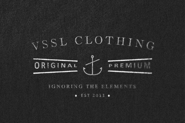 VSSL Clothing by Tom Chalky