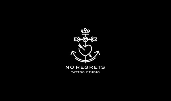 No Regrets Tattoos by Type and Signs
