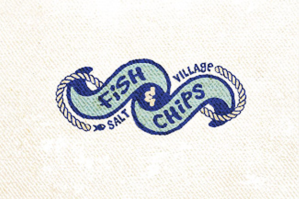 Salt Village Fish & Chips by VERgad