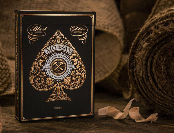 Artisan Playing Cards by Simon Frouws