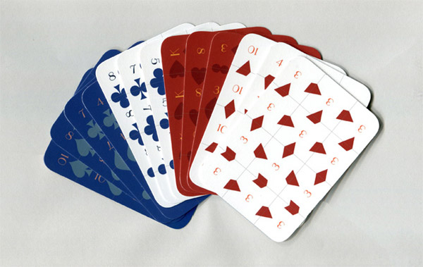 Playing Cards by Catherine Isaacs