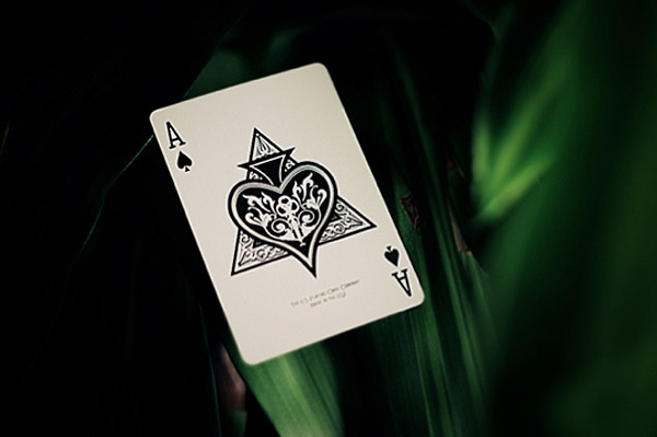 Altruism Playing Cards by Joshua M. Smith