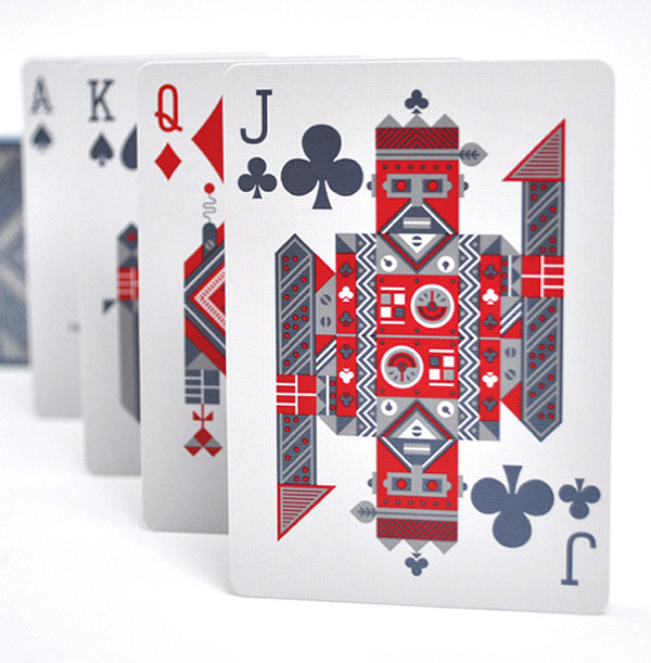 Inspirational Showcase of Custom Playing Card Designs