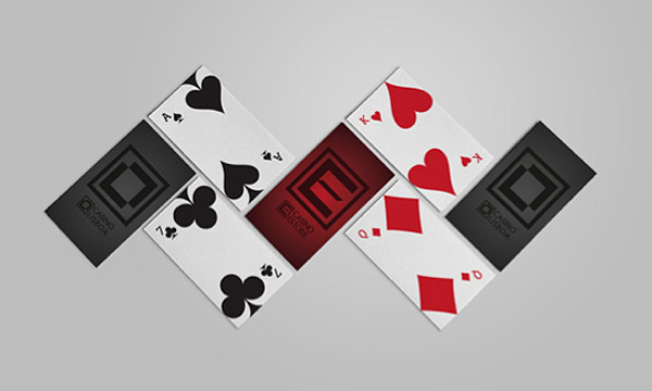 Casino Playing Cards by Catia Rodrigues