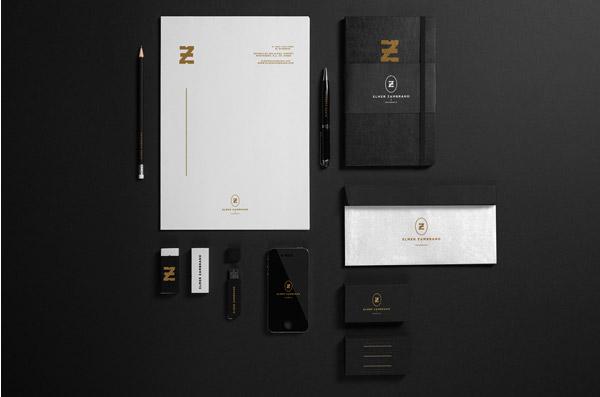 Elmer Zambrano Branding by Alan Coria