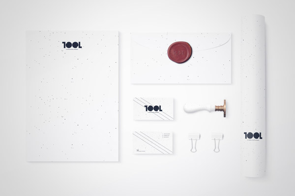 Tool Corporate Identity by Berin Hasi