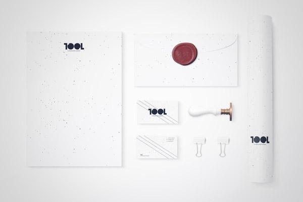 Tool Corporate Identity by Berin Hasi