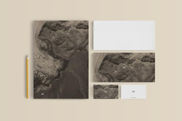AM Design Identity by Lorenza Venturi