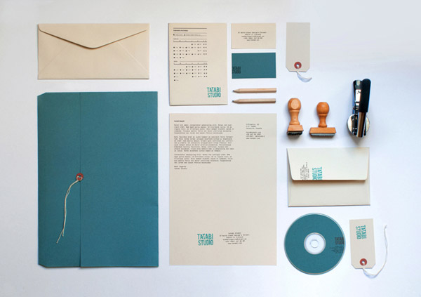TATABI Stationery by TATABI Studio